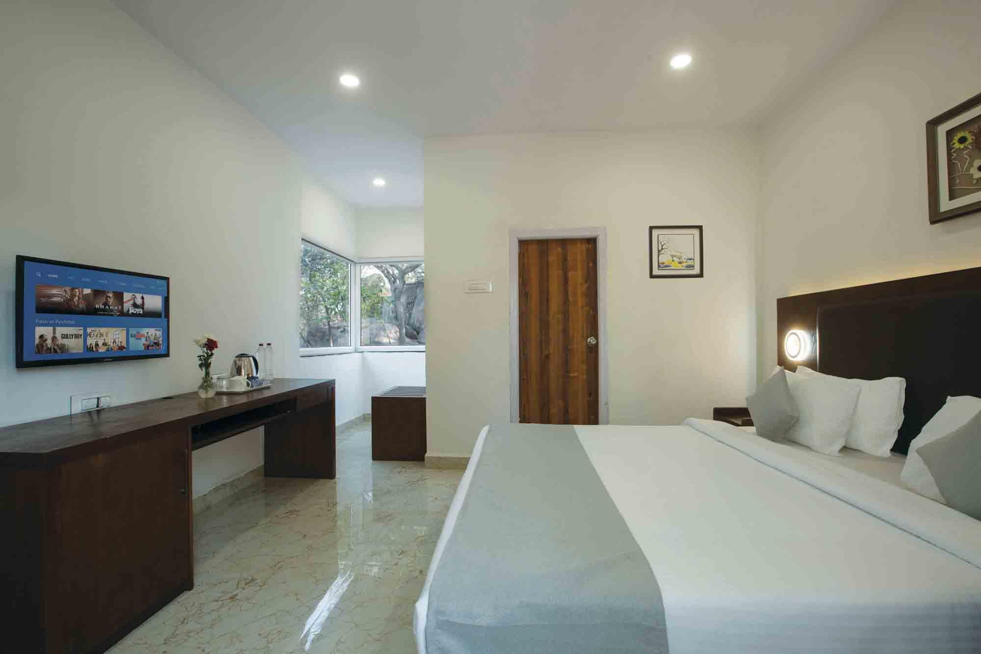 Aranya Resort Accommodation